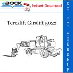 Terexlift Girolift 5022 Parts Manual