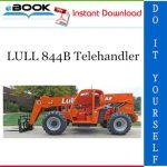 LULL 844B Telehandler Illustrated Parts Manual (P/N - 10709911)