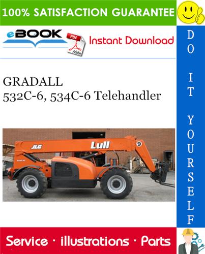 Gradall 532c