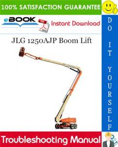 JLG 1250AJP Boom Lift Troubleshooting Manual