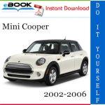 Mini Cooper Service Repair Manual