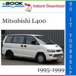Mitsubishi L400 Service Repair Manual