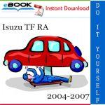 Isuzu TF RA Service Repair Manual