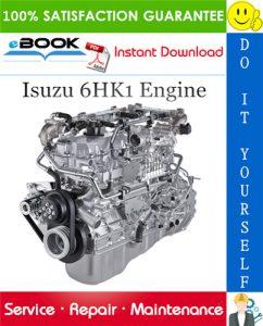 Isuzu 6HK1 Engine Service Repair Manual