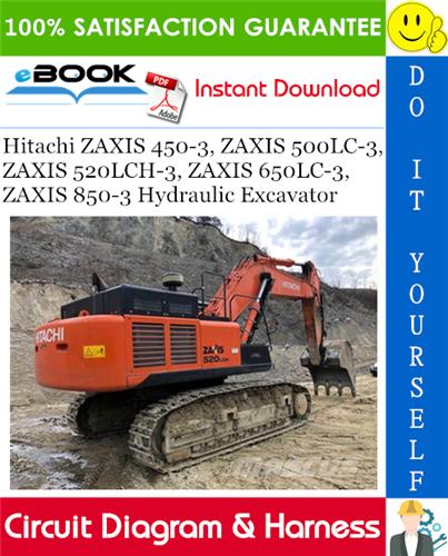 Hitachi Zaxis 450