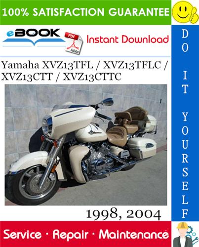 Yamaha Xvz13tfl    Xvz13tflc    Xvz13ctt    Xvz13cttc