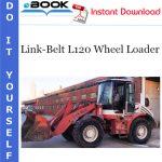 Link-Belt L120 Wheel Loader Hydraulic & Electrical Schematic