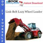 Link-Belt L125 Wheel Loader Hydraulic & Electrical Schematic