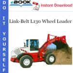 Link-Belt L130 Wheel Loader Hydraulic & Electrical Schematic