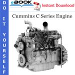 Cummins C Series Engine Service Repair Manual