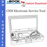 CNH Electronic Service Tool Operation and Maintenance Manual