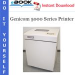 Genicom 5000 Series Printer Quick Reference Guide
