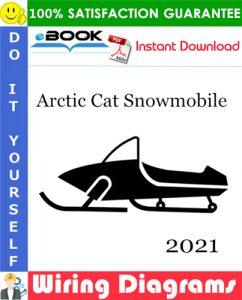 2021 Arctic Cat Snowmobile Wiring Diagrams